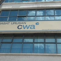 Photo taken at CWA Ampang Branch by Syafiq A. on 10/29/2012