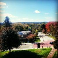 Photo taken at Framingham State University by Lora N. on 10/11/2012
