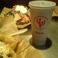 Photo taken at Qdoba Mexican Grill by Stephanie C. on 4/29/2013