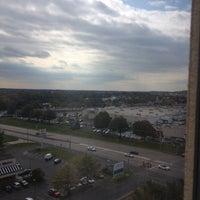 Photo taken at Sheraton Bucks County Hotel by Jill H. on 10/12/2012