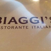 Photo taken at Biaggi's Ristorante Italiano by Andrey V. on 7/25/2014