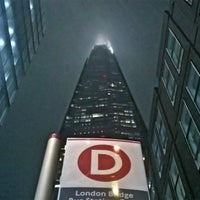 Photo taken at London Bridge Bus Station by Andy D. T. on 11/23/2014