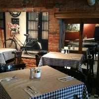 Photo taken at Le Cochon Dingue by Mlle T. on 8/23/2011