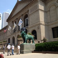 Photo taken at The Art Institute of Chicago by Rundell on 7/7/2013