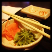 Photo taken at Wonder Sushi by Walter B. on 4/20/2014