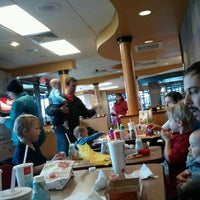 Photo taken at McDonald's by Michaela A. on 1/1/2013