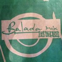 Photo taken at Balada Mix by Carlos A. on 10/12/2012