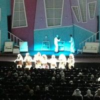 Photo taken at نادي القادسية الرياضي by Soker zeyada🌹 on 8/12/2013