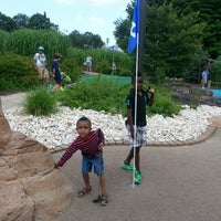 Photo taken at Essex County Mini Golf Safari by Yocasta B. on 7/20/2014