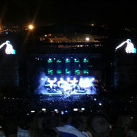 Photo taken at Verizon Wireless Amphitheatre by Anerudh B. on 9/16/2012