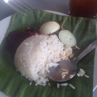 Photo taken at Nasi Lemak Saleha@Kampung Pandan by Amal G. on 8/16/2016