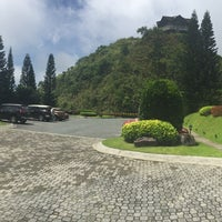Photo taken at The Spa and Lodge at Tagaytay Highlands by Irish L. on 10/1/2016
