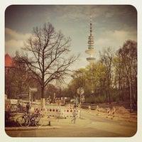 Photo taken at Bäckerei Schanze by Konstantin D. on 4/25/2013