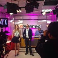 Photo taken at Medios Digitales Grupo Copesa by Mauricio A. on 7/31/2015