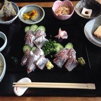 Photo taken at 四季菜 by Takumi O. on 6/17/2014