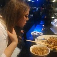 Photo taken at Fuji Steak House by Anthony J. on 5/2/2014