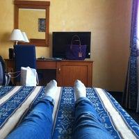 Photo taken at Riz Hotel by Anastasiia on 5/31/2013