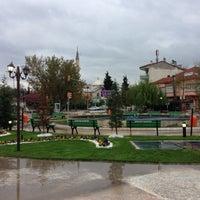 Photo taken at Korkuteli by Hüseyin Cihat T. on 4/20/2013