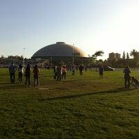 Photo taken at Movistar Arena by Julio C. on 3/13/2013
