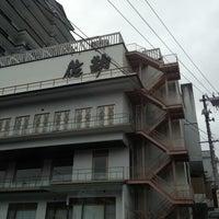 Photo taken at Hotel Sakan by 記正 の. on 1/22/2013