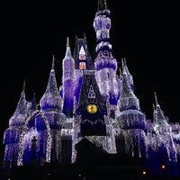 Photo taken at Magic Kingdom® Park by ⛄️ Mark S. on 11/5/2013