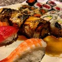 Photo taken at Sushi Ya by Fábio P. on 2/21/2013
