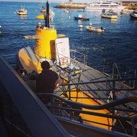 Photo taken at Catalina Semi-submersible Undersea Tour by Mariah on 12/31/2012