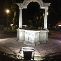 Photo taken at Parque de Tibás by Keilor Álvarez on 10/29/2012