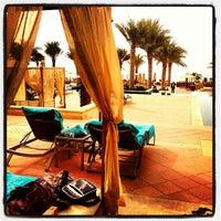 Photo taken at The St. Regis Saadiyat Island Resort by Christian H. on 6/29/2013