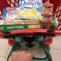 Photo taken at Auchan by Choukri A. on 12/28/2013