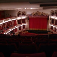 Photo taken at Teatre Tívoli by Javier A. on 3/6/2013