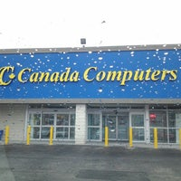 Photo taken at Canada Computers by Julian C. on 4/9/2013