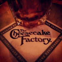 Photo taken at The Cheesecake Factory by Jason A. on 7/21/2013