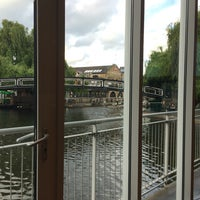 Photo taken at Holiday Inn London Camden Lock by Niki M. on 6/24/2016