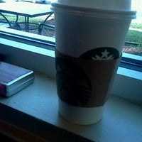 Photo taken at Starbucks by Leah P. on 9/20/2012