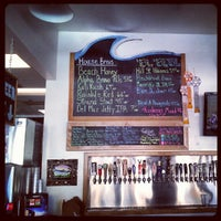 Photo taken at Breakwater Brewing Co. by That B. on 9/16/2012