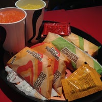 Photo taken at Taco Bell by Hannah K. on 4/19/2013