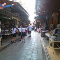 Photo taken at Samchuk Market by MΘN W. on 11/10/2012