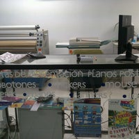 Photo taken at Xerox Impresion Digital by Ricardo M. on 11/14/2012