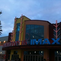 Photo taken at Goodrich Hamilton 16 IMAX + GDX by T.j. M. on 10/7/2012