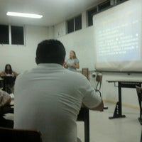 Photo taken at UFAM - Faculdade de Medicina by Roberta F. on 10/16/2012