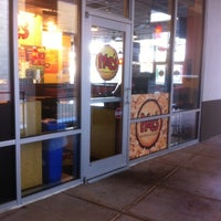 Photo taken at Moe's Southwest Grill by john s. on 10/29/2012