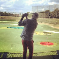 Photo taken at Topgolf by Alaina on 10/5/2013