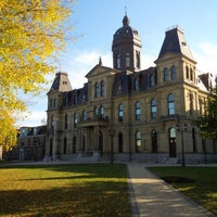 Photo taken at Provincial Legislative Building by Ciro L. on 10/19/2013