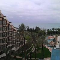 Photo taken at Limak Limra Resort by Gökhan Ö. on 1/28/2013