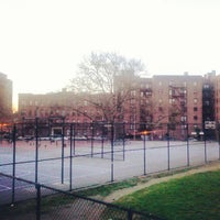 Photo taken at Lincoln Terrace Park by Kenny on 4/21/2013