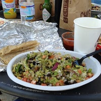 Photo taken at Chipotle Mexican Grill by Ben W. on 5/19/2013
