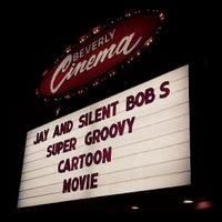 Photo taken at New Beverly Cinema by Glen F. on 5/6/2013