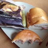 Photo taken at Panera Bread by Brenna on 12/31/2013