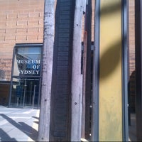 Photo taken at Museum of Sydney by Virginia G. on 9/22/2012